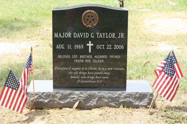 Dave's Headstone